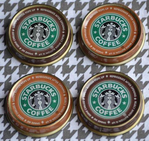 Bottled Starbucks Frappuccino Magnets