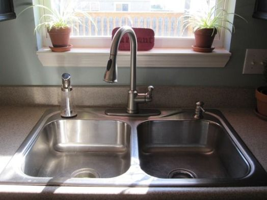 The Kitchen Sink and My Favorite Accessories