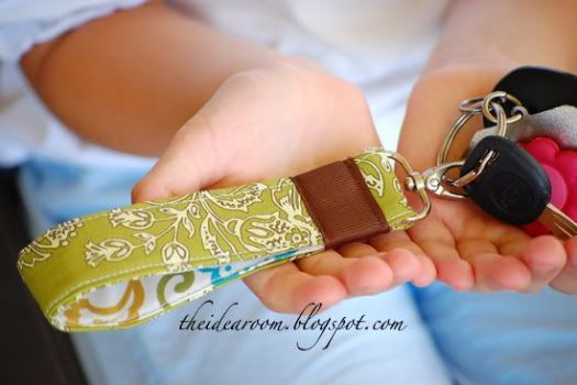 Wrist Key Chains