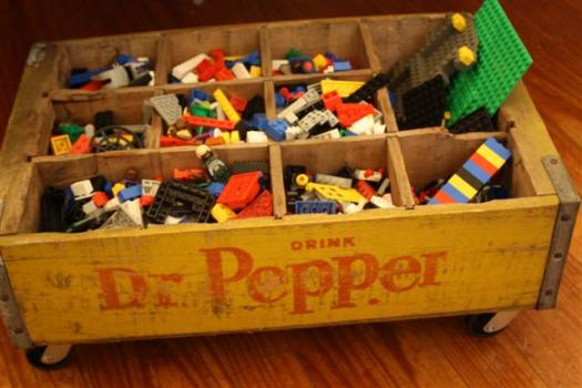 5 Ways to Organize Kid's Toys