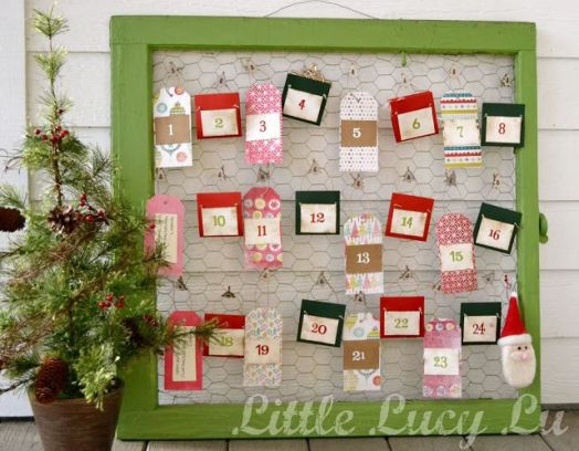 5 Ways to Countdown to Christmas