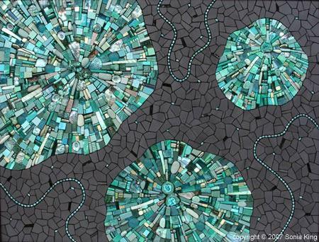 sonia king mosaic spinoff