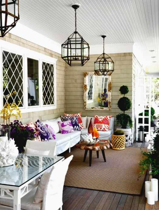 Georgianna Designs porch inspiration