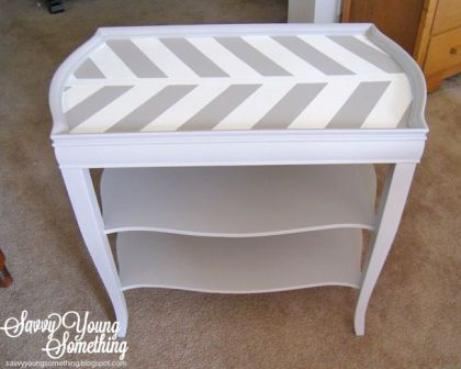 Savvy Young Something Side Table