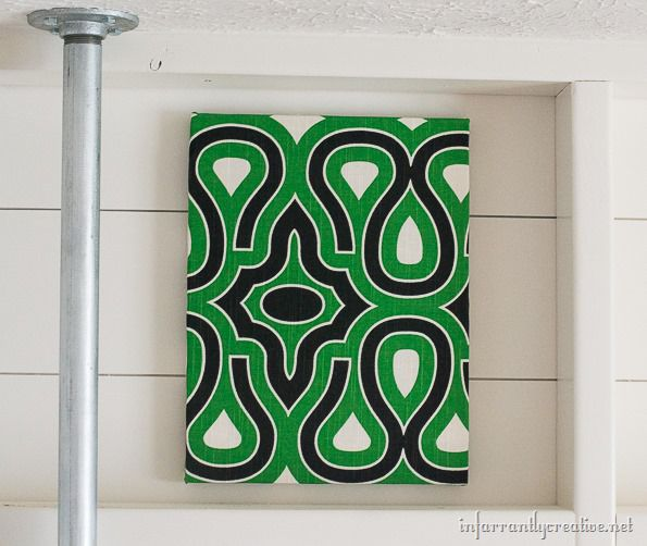Fabric Wall Art Decor Infarrantly Creative
