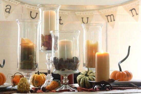 My Blessed Life diy hurricane vases