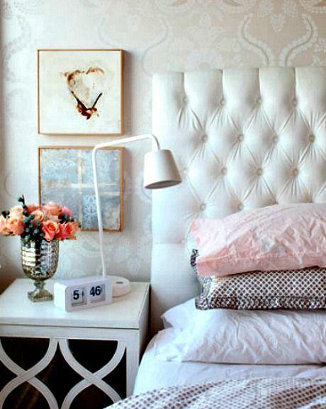 Soft Bedroom Inspiration Photo