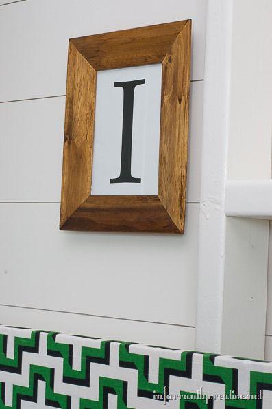 framed-initial