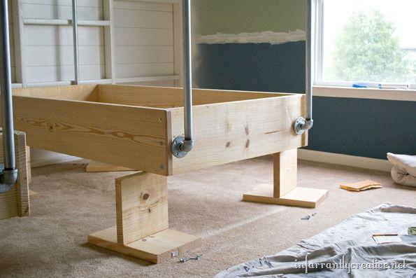 Hanging Beds DIY