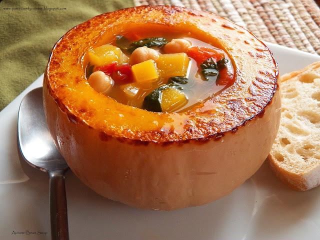 Comfy Cook squash soup bowl