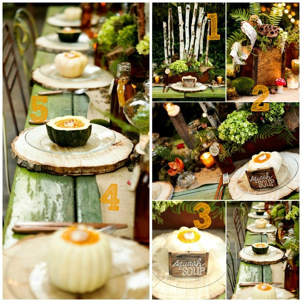 The Wedding Chicks Fall Tablescape Inspiration Numbered