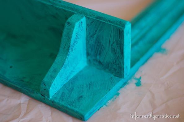 sante fe turquoise chalk paint