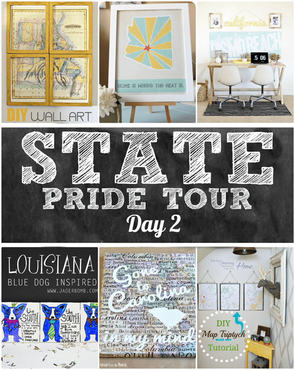 State Pride Tour Day 2