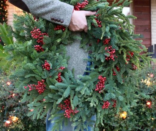 The Cavender Diary diy wreath