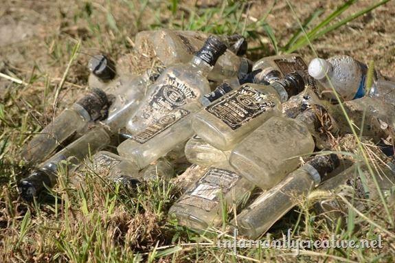 Jack Daniels Bottles