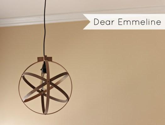 Dear Emmeline orb light