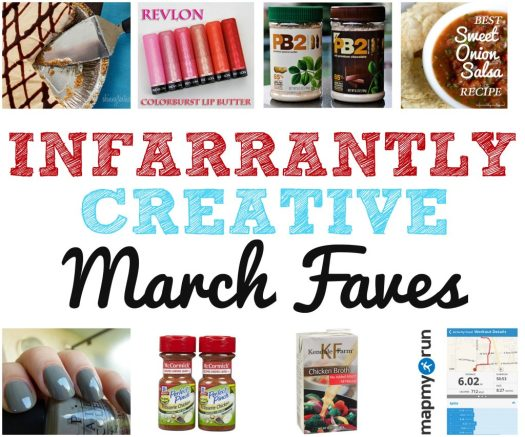 My Favorite Things: March Edition