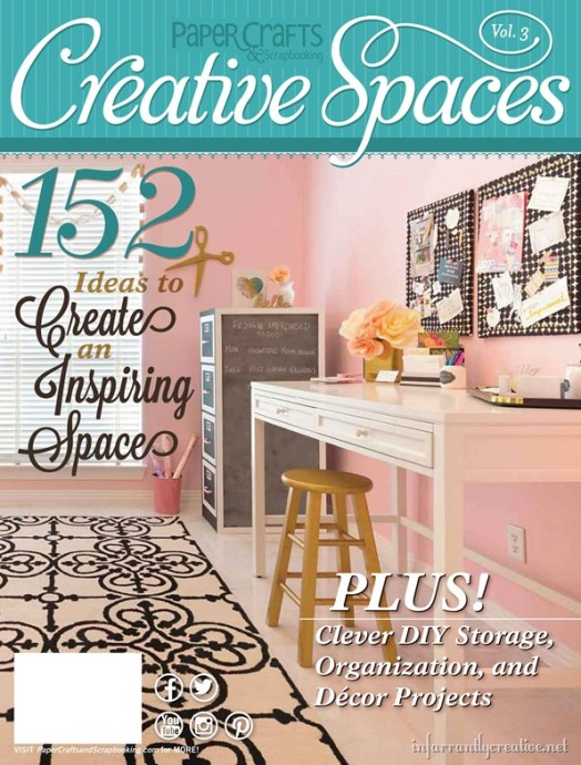 Creative Spaces Volume 3