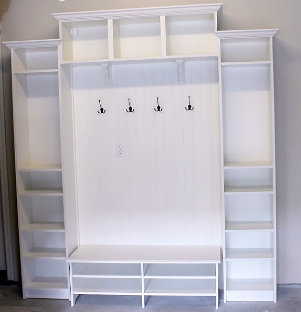 Ikea-shelves-mudroom