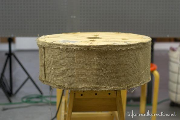 electrical-spool-ottoman