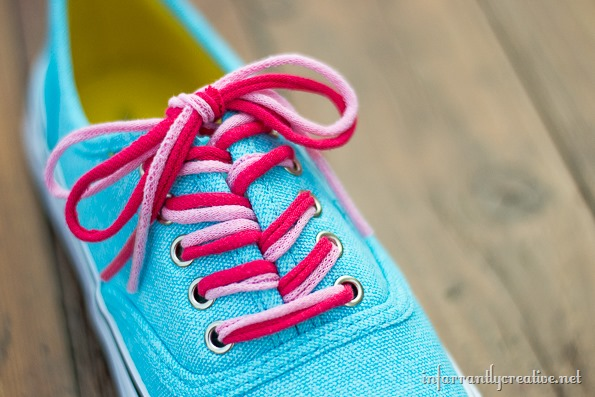 inexpensive shoelaces