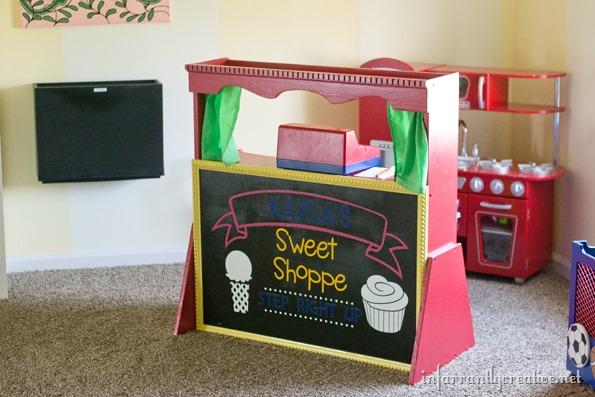 snack shop for kids