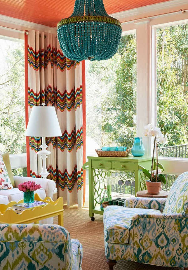 summer-color-living-room