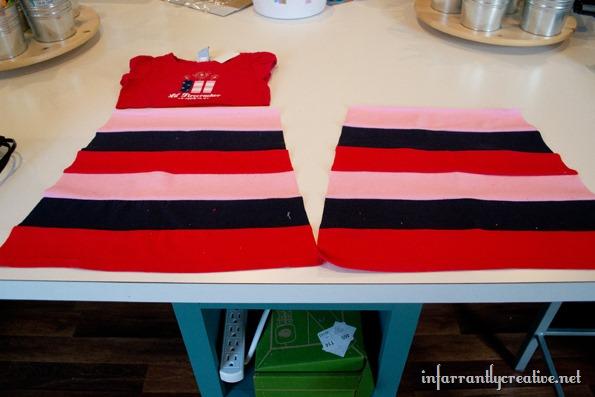 upcycled tee shirt dress