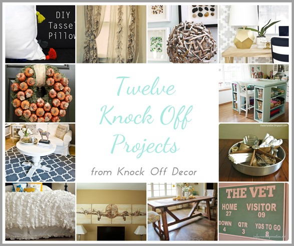 Knock Off Decor Collage