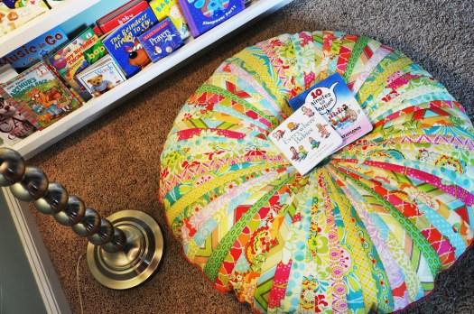 round-floor-pillow