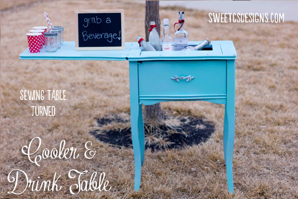 sewing-table-cooler-drink-station