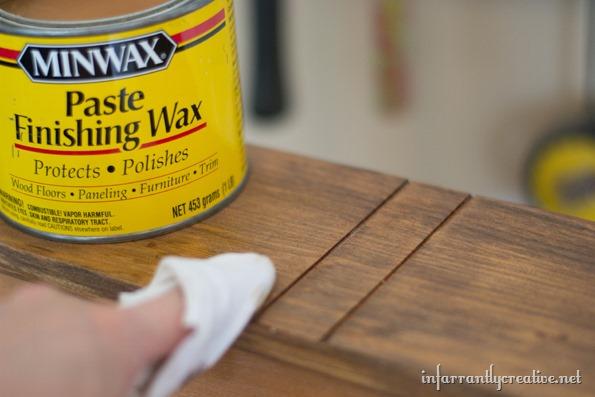 minwax finishing paste