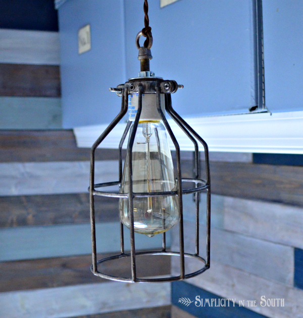 DIY-industrial-pendant-light