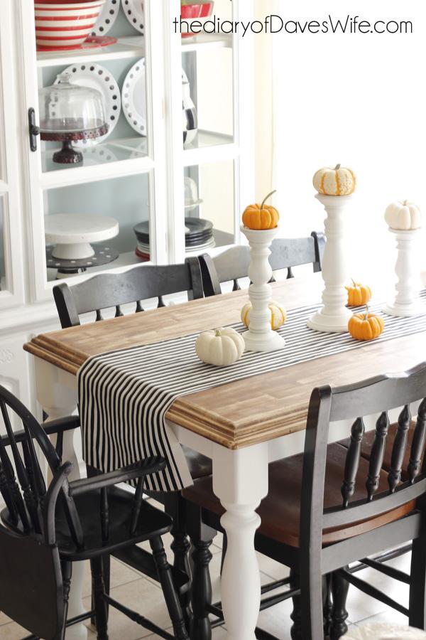 Farmhouse Table After