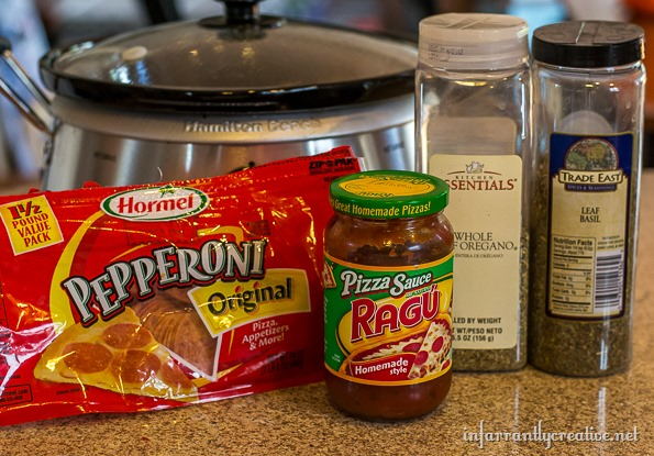 sloppy pizza joe ingredients