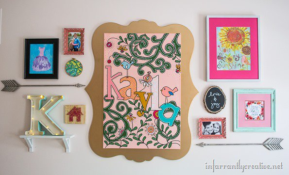 child's-room-gallery-wall