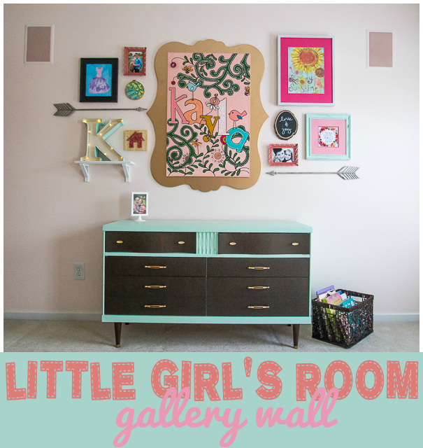 girls-room-gallery-wall