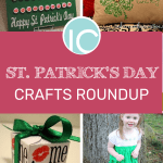 St. Patricks Day DIY Crafts, Kiss Me I'm Irish, Countdown to St. Patrick's Day