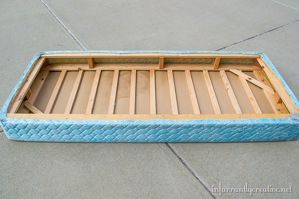 boxpsring wood
