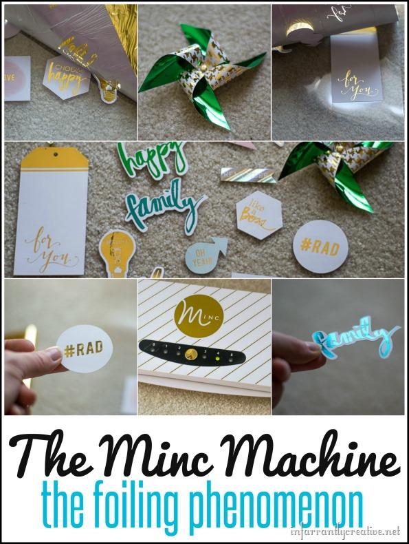 minc machine