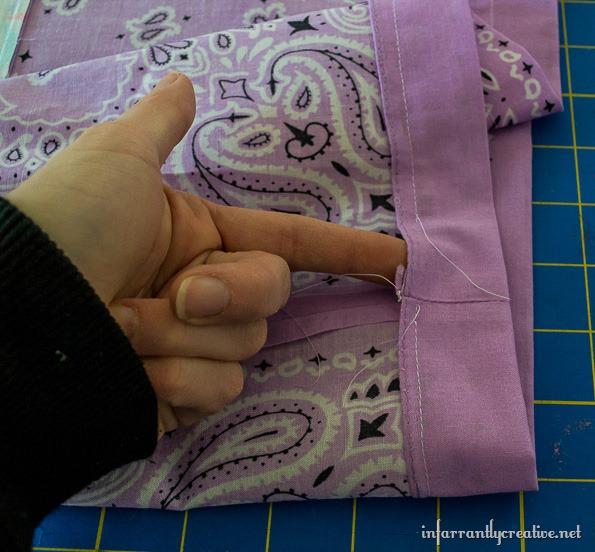 elastic-bandana-skirt