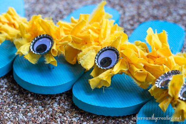 minions sandal