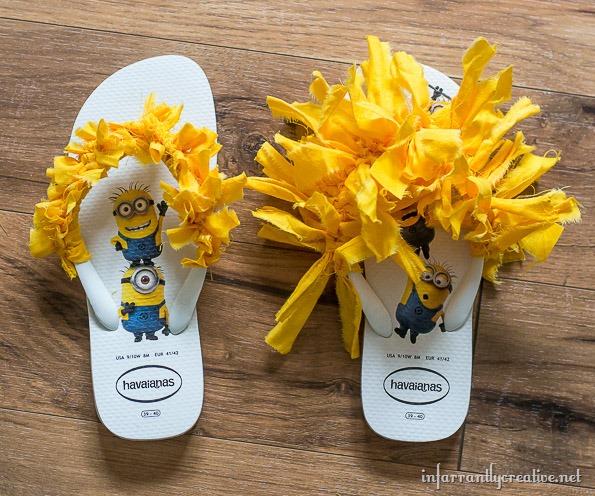flip flop minion