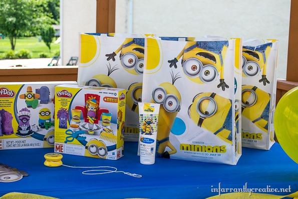 minion party supplies