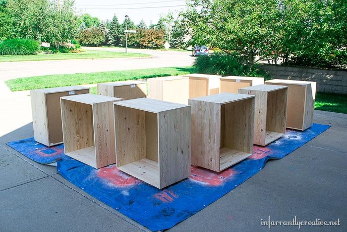 IVAR-cabinets