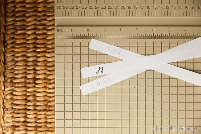 custom paper beads