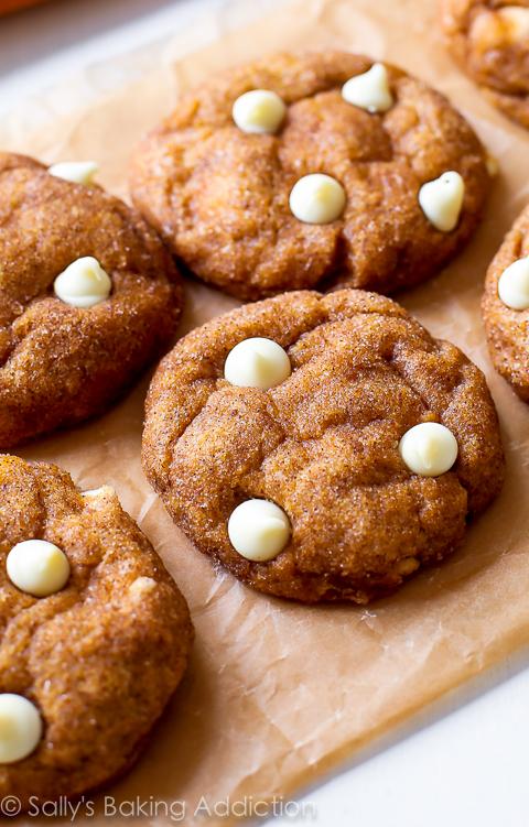 Sallys-Baking-Addiction-White-Chocolate-Pumpkin-Snickerdoodles-2