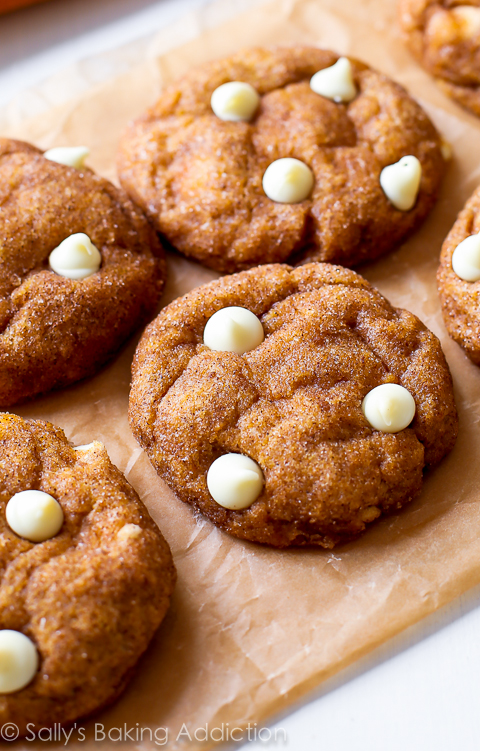 Sallys-Baking-Addiction-White-Chocolate-Pumpkin-Snickerdoodles-2