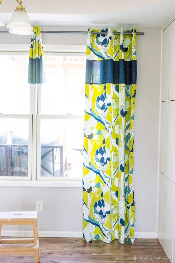 adding-a-panel-to-preexisiting-curtains