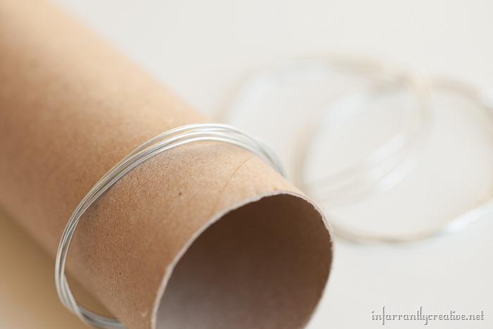 feather napkin holder